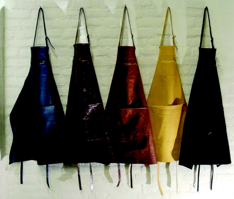 Lederen schorten diverse kleuren