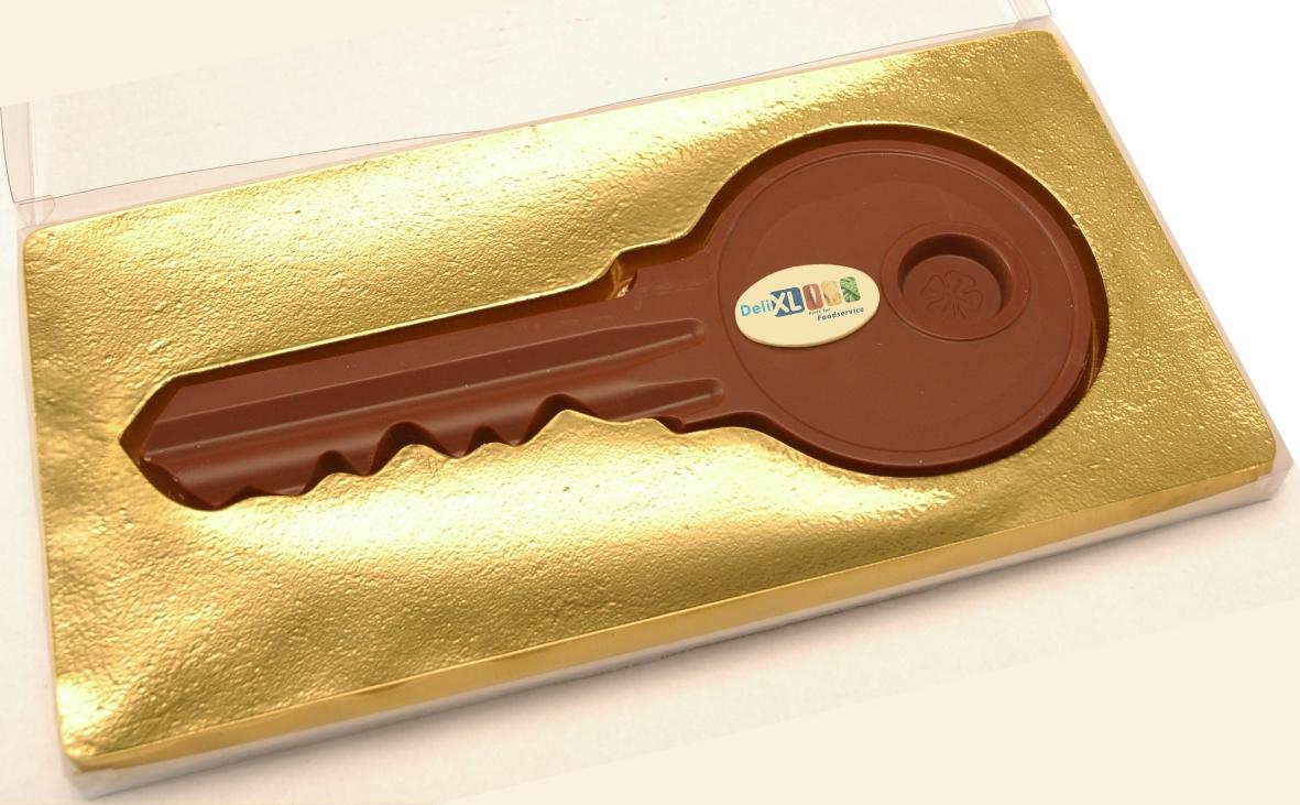 chocolade sleutel delixl