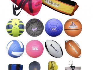 promotionele sportartikelen