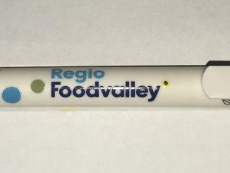 biodegradable pen regio foodvalley