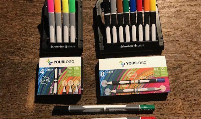 pen, fineliner, highlighter